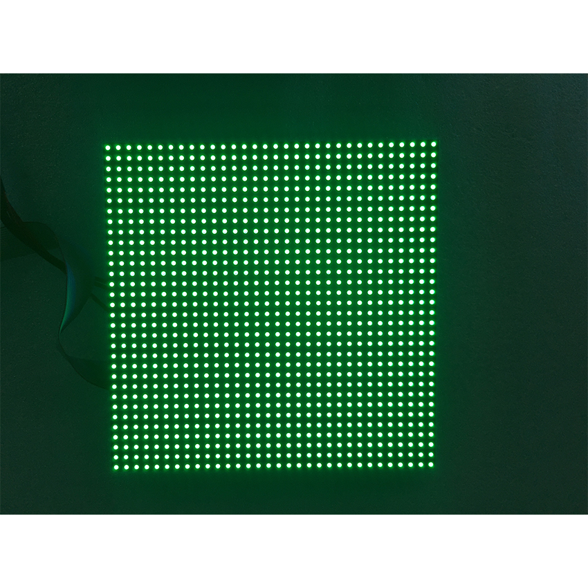 Indoor SMD 3528 P6mm 192x192mm Led Display Module Video Wall Panels 32x32 Dots