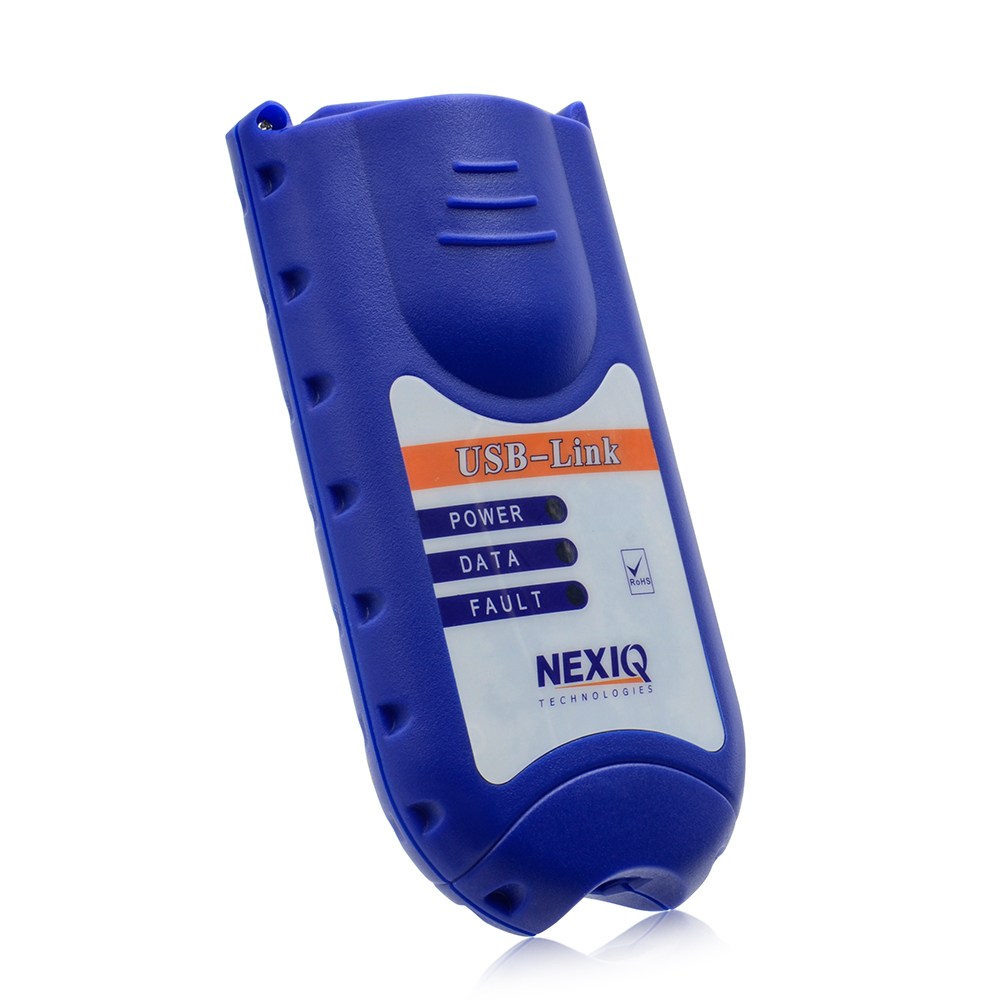 Hot Sale NEXIQ Auto Heavy Duty Truck Scanner Tool NEXIQ USB Link On Sale  Nexiq 125032 Usb Link NEXIQ USB LINK DHL Free Hand Held Diagnostic Tool