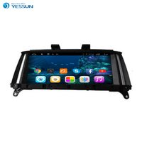 BMW Için Yeni X3 YESSUN Android Radyo Araba DVD Oynatıcı stereo radyo multimedya GPS navigasyon ile WIFI Bluetooth AM/FM