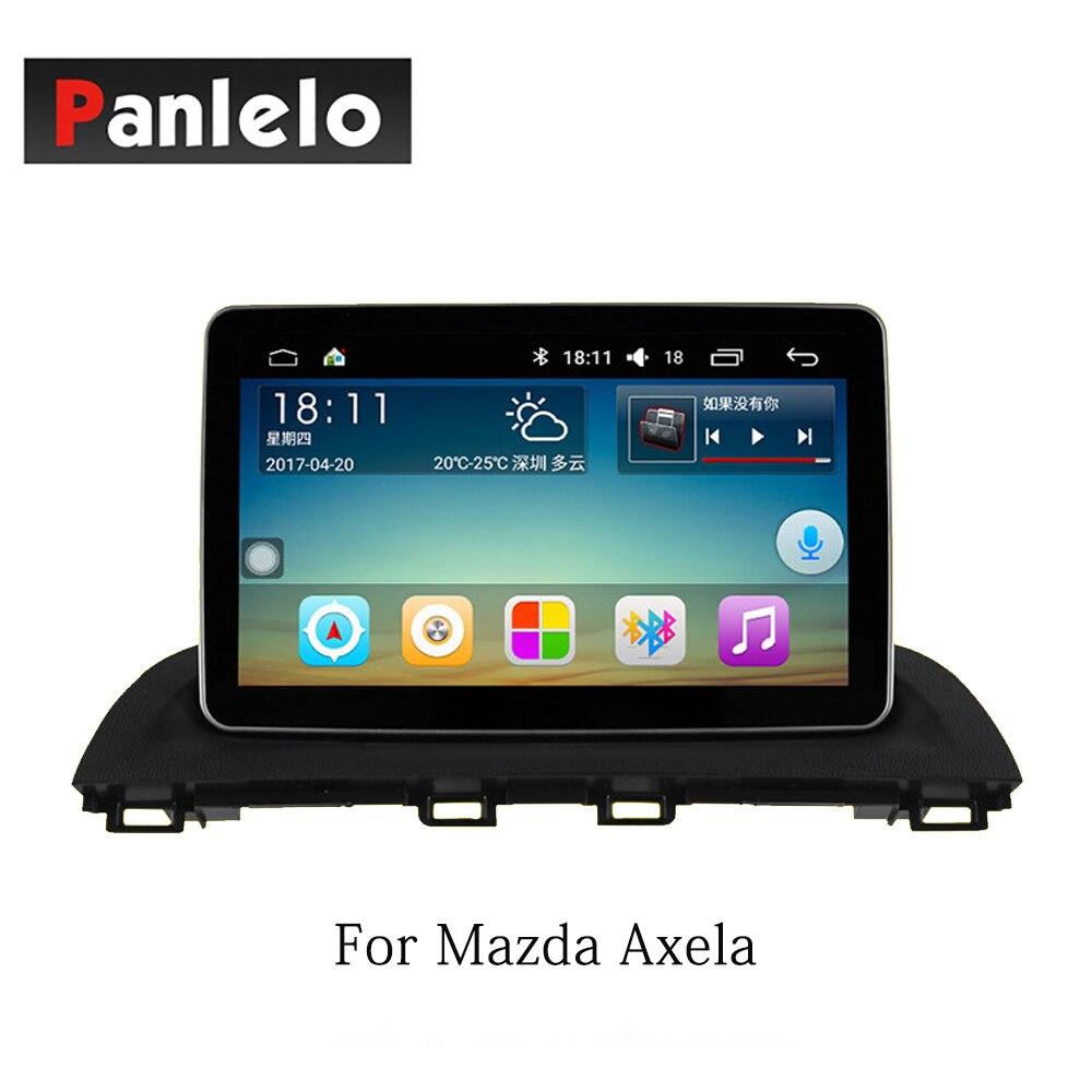 Panlelo Android 7.1 2 Din pour Mazda 6 Atenza CX5 Atenza Axela Auto 1 GB 16 GB Radio AM/FM GPS Navigation BT commande au volant - 4