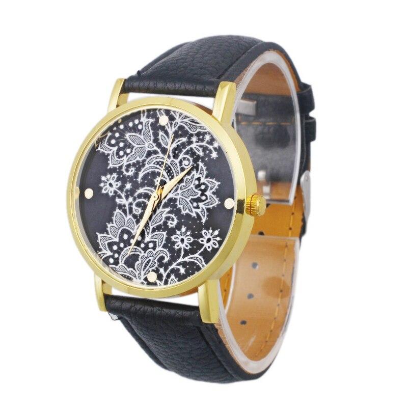 Excellent Quality Montre Femme Luxury Ladies Quartz Watches Women Gold Female Quartz Clock Relojes De Marca Mujer Trendy