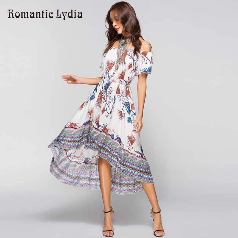 696427de527 Для женщин лето короткое платье в богемном стиле на одно плечо платье  палантин Бохо свободное платье