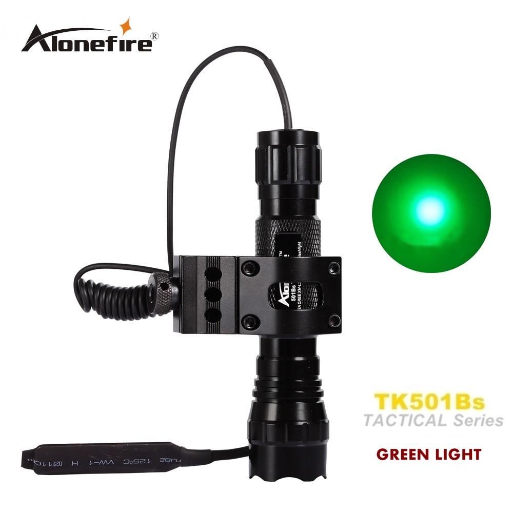 501B led green light Tactical Flashlight Hunting Rifle Torch Shot gun lighting Shot Gun Mount+Tactical mount+Remote switch фляга shot gun