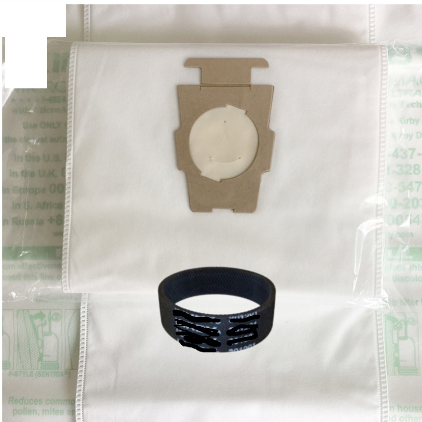 6pcs Dustbag 1 Belt For Kirby Universal Bag Suitable For