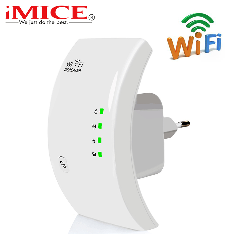 Wireless Wifi Repeater Wifi Signal Amplifier 300 Mbps Wifi Range Extender Wi Fi Booster  Wi-fi Repeater 802.11n WPS Access Point