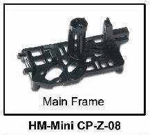 Walkera Мини CP части основной рамы HM-Mini CP-Z-08