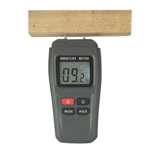 1%~99%  Two Pins Digital Wood Moisture Meter Analyzer  Hygrometer Timber Damp Measuring tool Humidity Meter kt 505 digital wood moisture meter redwood timber moisture meter humity meter range 0 100%