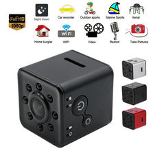 Camsoy Mini Waterproof Motion Detection Camera HD 1080P Wireless Wifi IP Night Vision Infrared Camcorder Security DV DVR Cam