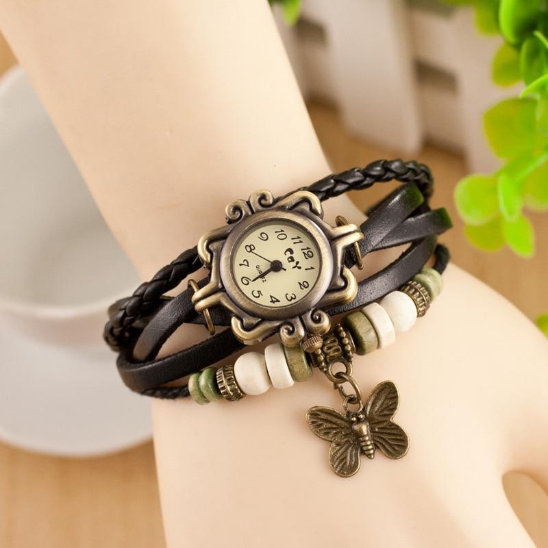 Наручные часы в стиле классических ретро