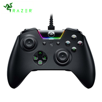 Razer Wolverine Tournament Edition Gamepad Controller Chroma 4 Programmable Buttons For Xbox One PC Gamer Black