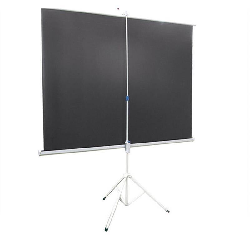 Thinyou 100inch 16: 9 stalak Prijenosni projektor zaslon HD Podni - Kućni audio i video - Foto 3