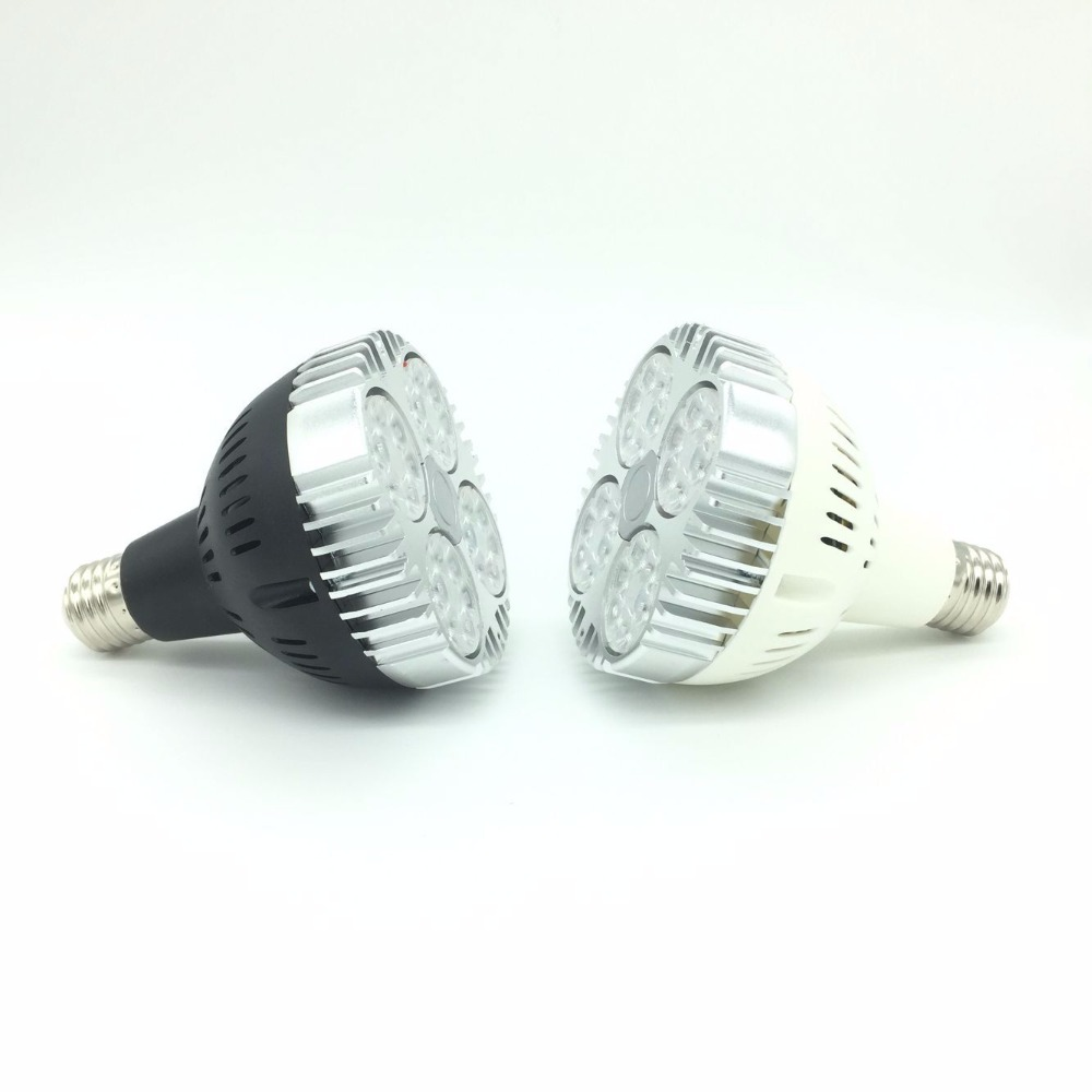 20pcs/lot Osram 35W E27 B22 Par30 LED Bulb 85-265V Warm White/white 3000K/6000K LED spotlight,USA Japan and Euro indoor use запонка arcadio rossi запонки со смолой 2 b 1026 20 e