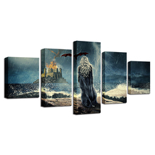 Canvas 5 Pieces Game Of Thrones