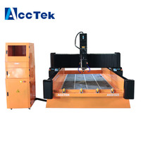 CNC milling machine, Heavy duty structure cnc router for stone, marble,1300*2500mm stone cnc router