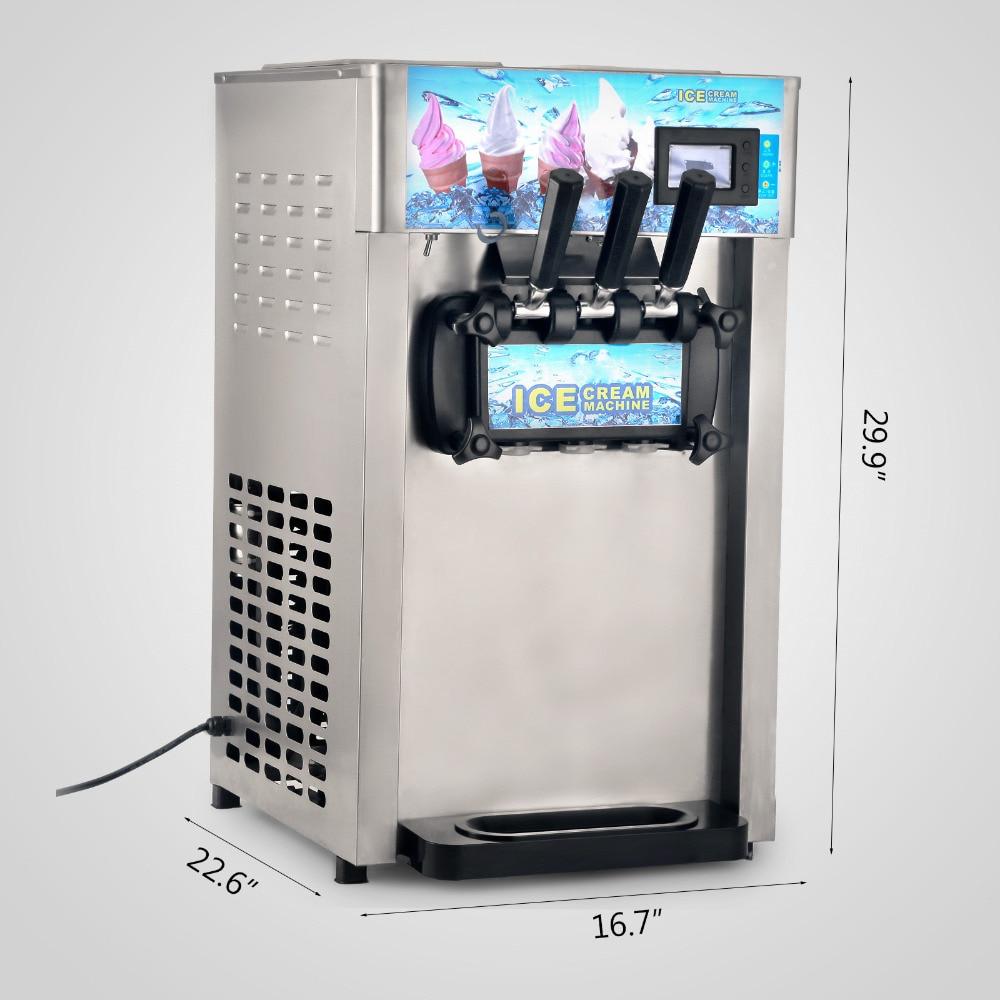 VEVOR commercial frozen yogurt machine , soft ice cream