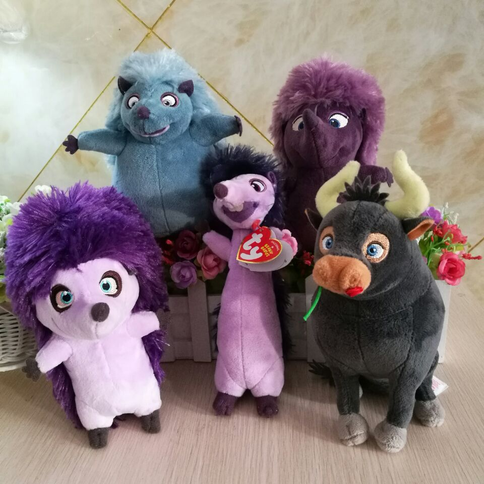 LUPE THE GOAT FERDINAND 7 TO 9 INCHES PLUSH