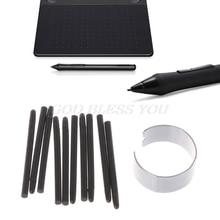 10PCS Graphic Drawing Pad Standard Pen Nibs Stylus for Wacom Drawing Pen Drop Shipping