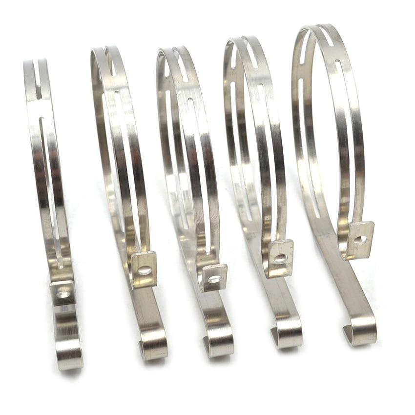 5PCS Brake Vane Band Kit For HUSQVARNA 36 41 136 137 141 142 Chainsaw #530052232 5pcs chainsaw oil filter pickup assy kit for husqvarna 36 41 136 137 141 142 chainsaw parts 545037101 530056533