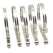 5PCS Brake Vane Band Kit For HUSQVARNA 36 41 136 137 141 142 Chainsaw 530052232