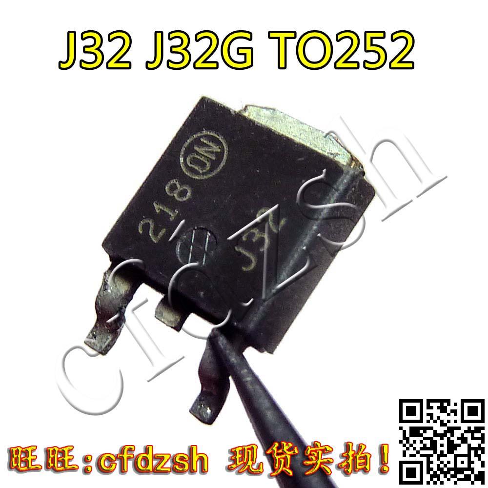 J32CG  TRANSISTOR TO-252   J32C