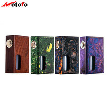 100% Original Wotofo Stenrorian RAM BOX MOD With 7ML PET Bottle No Need Filling Can Work With Serpent BF RDA