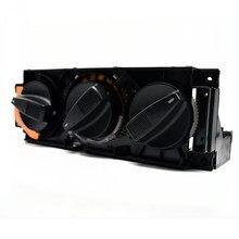 Alta qualidade ac calefator painel de controle/unidade interruptor controle clima para vwjetta & golf mk3 vento eurovan 1h0 820 045c/1h0820045d