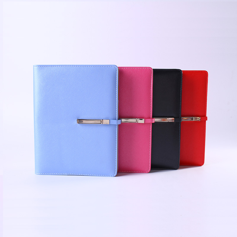 New Leather Notebook Spiral Notebook Paper A5 A6 80 sheets Planner Business Diary notepad note book Office School Supplies Gift fashion spiral diary notebook with lock code password paper 80 sheets business note book notepad office school supplies gift