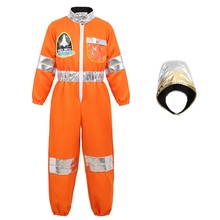 Astronaut-Costume Helmet Space-Suit Role Play Girls Children's for Kids Boys Teens Toddlers