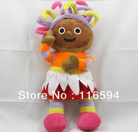 Y7 бесплатная доставка 40 см 16 ''чучела плюшевые игрушки куклы мягкая в ночь сад милые прекрасный upsy дейзи для детей 1 шт.