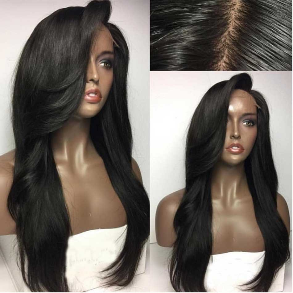 Isabel Human Hair Wigs Body Wave Full Lace Human Hair Wigs For Black Women Glueless Lace Front Human Hair Wigs With Baby Hair (1)