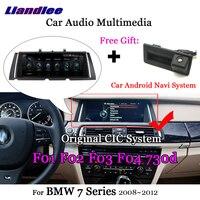 Liandlee для BMW 7 серии F01 F02 F03 F04 730d 2008 ~ 2012 Android оригинальный CIC Системы радио Idrive gps navi навигации мультимедиа