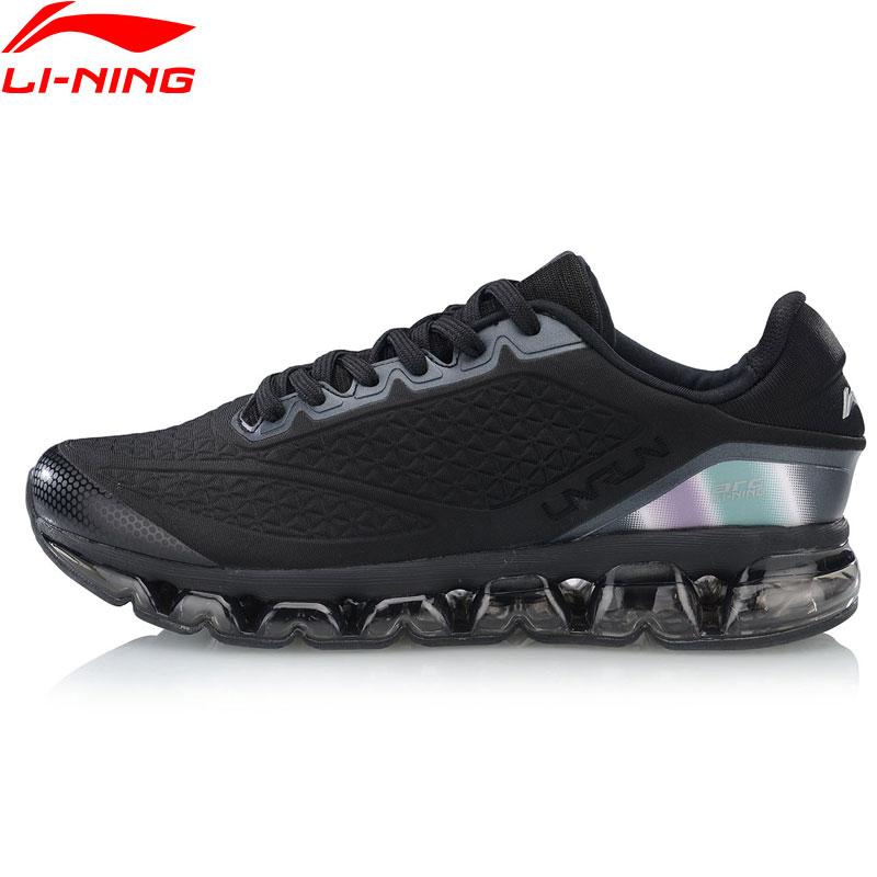 Li Ning Women BUBBLE ARC Cushion Running Shoes TPU Support LN ARC LiNing Air Cushion Sport