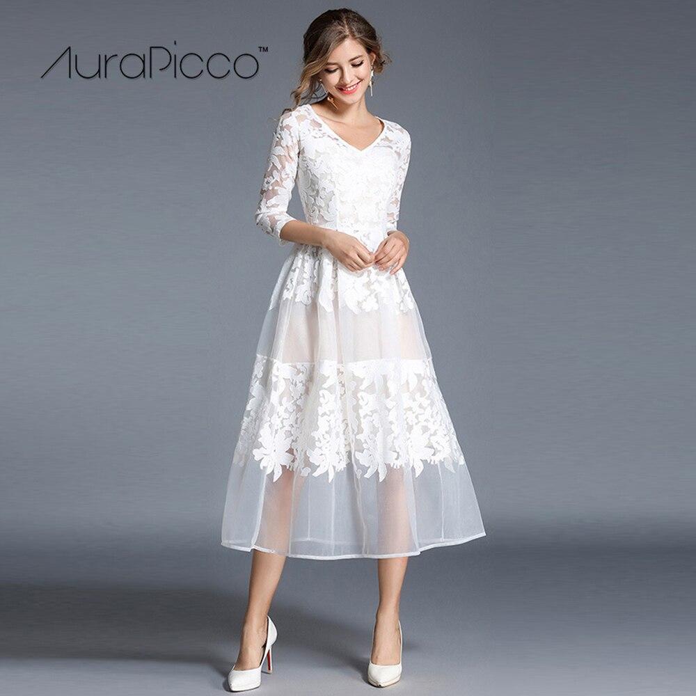 Nice Party Dresses White Photos - Wedding Ideas - memiocall.com
