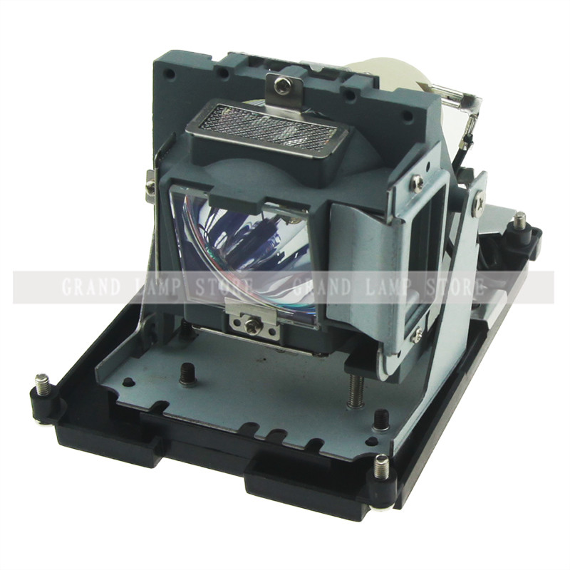 Replacement Projector Lamp 5J.Y1C05.001 For BENQ MP736 MP735 With Housing 180 DAYS Warranty Happybate happybate gt60lp 50023151 replacement projector lamp with housing for gt5000 gt6000 gt6000r gt5000g 180 days after delivery