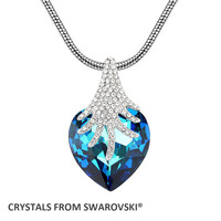 2014 New Forest Rhapsody Crystal Pendant Necklace With Crystals From SWAROVSKI For Valentine S Day Gift