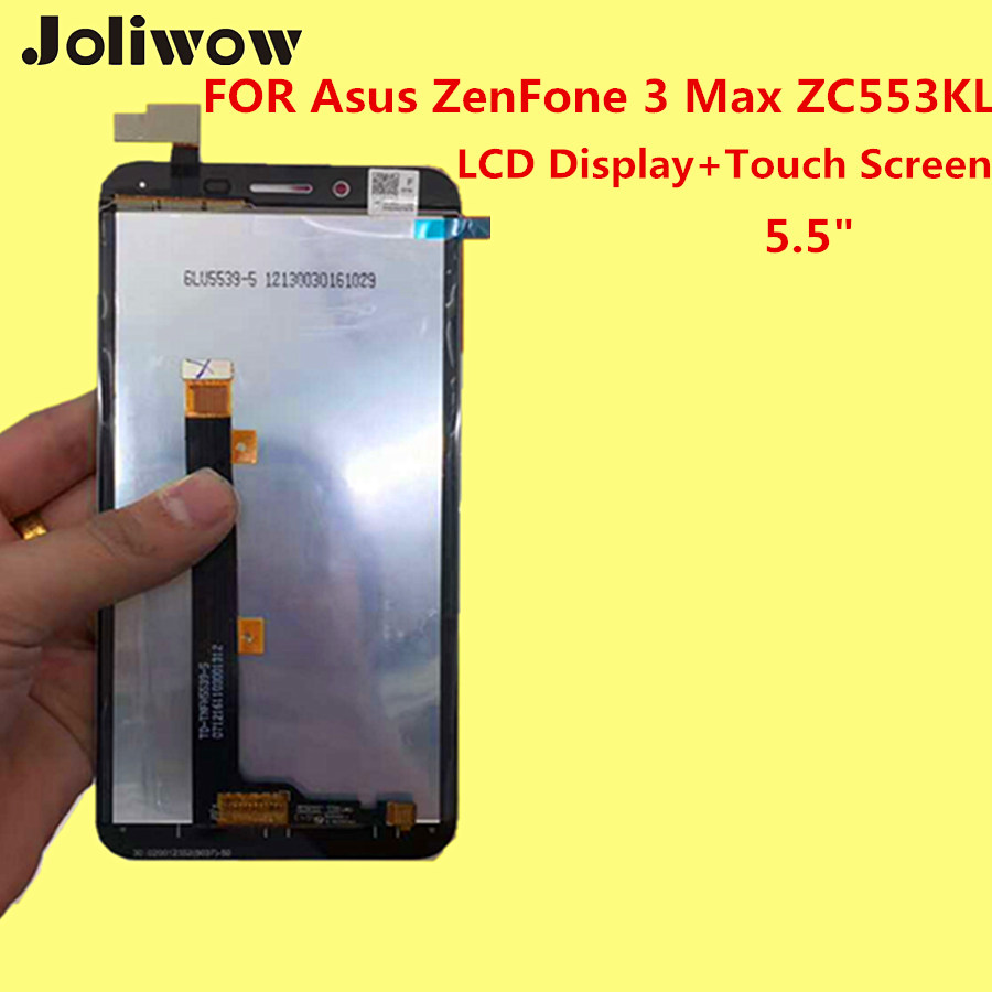 ФОТО High quality For Asus ZenFone 3 Max ZC553KL LCD Display + Touch Screen +tools  5.5
