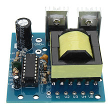 150 W Converter DC 12 V naar AC 220 V Inverter Boost Module Step Up Board(China)