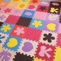 Crianças Jogos de Espuma Tapete EVA Puzzle Esteira do Jogo Do Bebê Tapete Crianças Playmat Para Crianças Andar Engatinhando Tapete Infantil Macio 30*30*1 cm