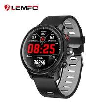 45c196e2eb2 LEMFO L5 Relógio Inteligente Homens IP68 À Prova D  Água de Espera 100 Dias  Previsão