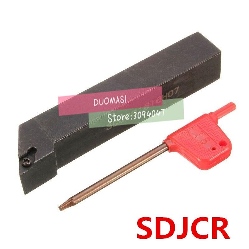 1PCS SDJCL SDJCR1010H07 SDJCR1212H07 SDJCR1616H07 SDJCR1212H11 SDJCR1616H11 SDJCR2020K11 SDJCR2525M11 CNC Turning Tools