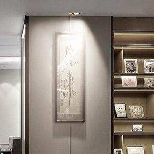 Image 5 - SCON LED 5 ワット/9 ワット偏光壁洗濯組み込み天井ダウンライト博物館専門店ホテル商業屋内照明