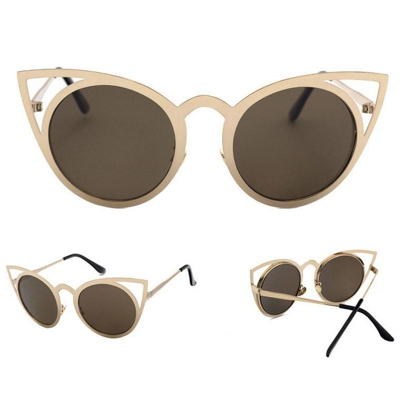HTB1UEbwOVXXXXXSXVXXq6xXFXXXa - Cat Eye Sunglasses Women PTC 48