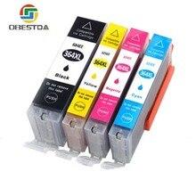 Obestda 364xl Kompatibel Tinte Patrone Ersatz für HP 364 XL für Deskjet 3070A 7510 photosmart 5510 5515 5520 7520 B109a 651