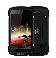 Land X2 IP67 Rover Водонепроницаемый пылезащитный смартфон 1280*720 5,0 MTK6737 4 ядра Оперативная память 2 Гб Встроенная память 16 Гб 5500Ah 4G 8MP мобильного теле
