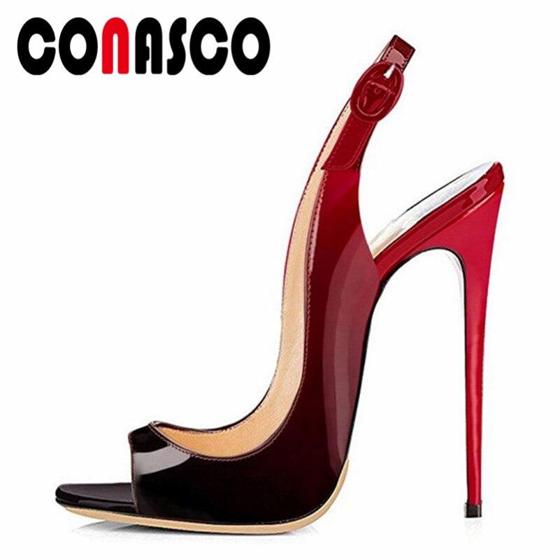 Boda 4 Graduación Tacón De Ultra 1 Alto 3 Marca 5 2 Para Conasco Fiesta  Mujer Zapatos Bw06gqvvn 68e543951500