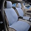 Universal del automóvil cubre para el asiento y volante de piel Artificial tapa de asiento de coche S40 largus Megan Fluence 2 Octovia 5
