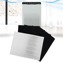 Hava temizleyici için yedek HEPA filtre Winix 115115 5300 6300 6300 2 P300 C535 etkili bir şekilde yakalar allerjenler küçük parçacıklar