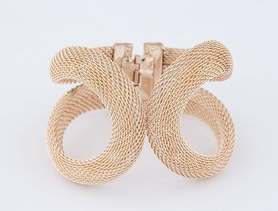 Min ordem 5 USD ( Mix Item ) SBY0108 incrível abrir Cuff pulseira pulseira