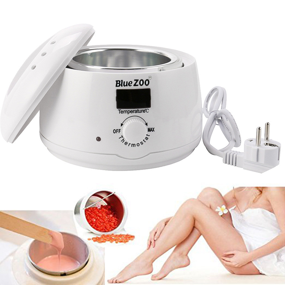 Dazzling Girl Store 2018 New Arrival 220V Digital Display Hair Removal Hot Wax Warmer Heater Machine Pot Depilatory EU Plug костюм для танца живота society for the promotion of natural hall yc1015 ad