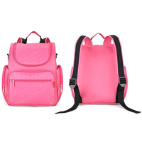 Insular Waterproof Nylon Mummy Bag Multifunction Diaper Baby Nappy Bag Traveling Bags Backpack High Capacity
